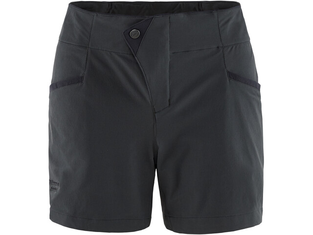 Klättermusen Vanadis 2.0 Shorts Dam dark grey